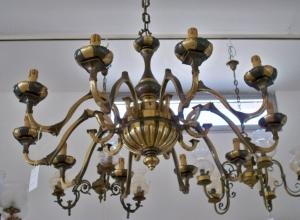 Lampadari Pescara Collezione Classica 100