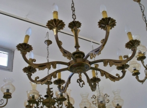 Lampadari Pescara Collezione Classica 101