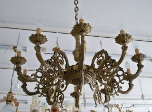 Lampadari Pescara Collezione Classica 107