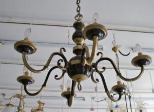 Lampadari Pescara Collezione Classica 108