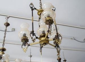 Lampadari Pescara Collezione Classica 112