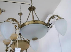 Lampadari Pescara Collezione Classica 117