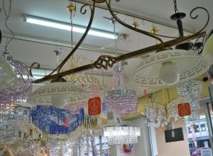 Lampadari Pescara Collezione Classica 12