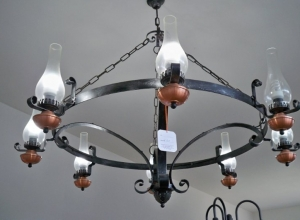 Lampadari Pescara Collezione Classica 75