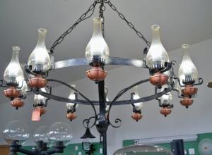 Lampadari Pescara Collezione Classica 76