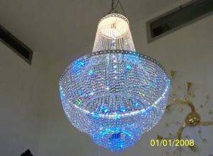Lampadari Pescara Swarosky 142